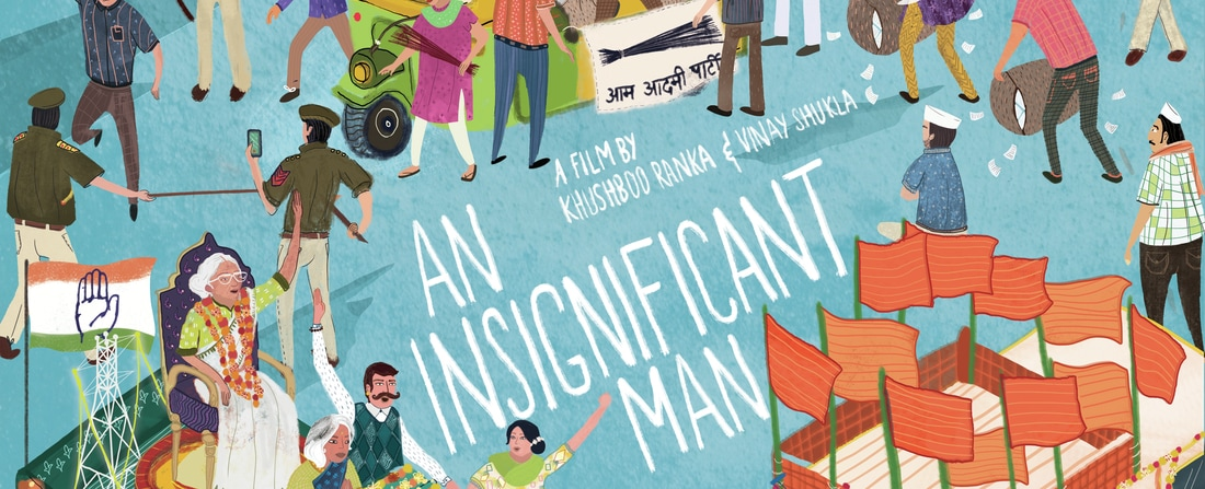 An insignificant man- Movie screening (OV with English Subtitles)