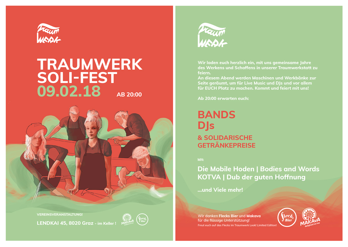 Traumwerk Soli-Fest