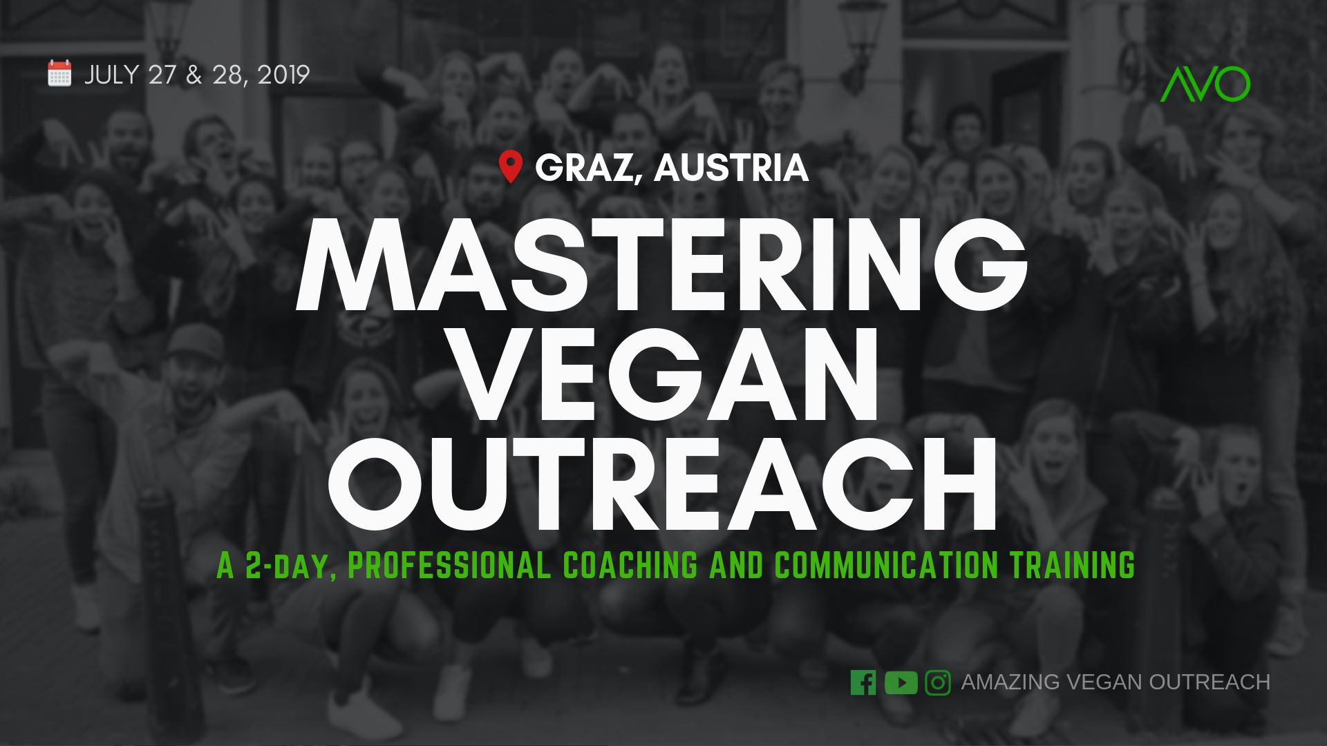 Mastering Vegan Outreach – Day 1