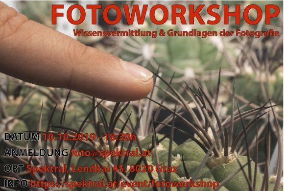 Fotografie Workshop: Wissensvermittlung & Grundlagen